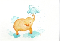 umbrellephant